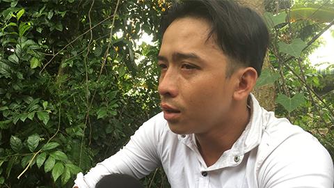 Nước mắt của cha bé gái trong vụ thảm án 3 người chết ở Tiền Giang0