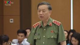 Bộ trưởng Công an: 5 giải pháp xử lý kích động gây rối