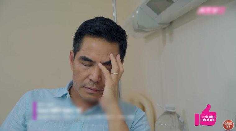 'Gạo nếp gạo tẻ' tập 43: Bố chồng nhập viện, Thuý Ngân vẫn vui vẻ bên tình cũ