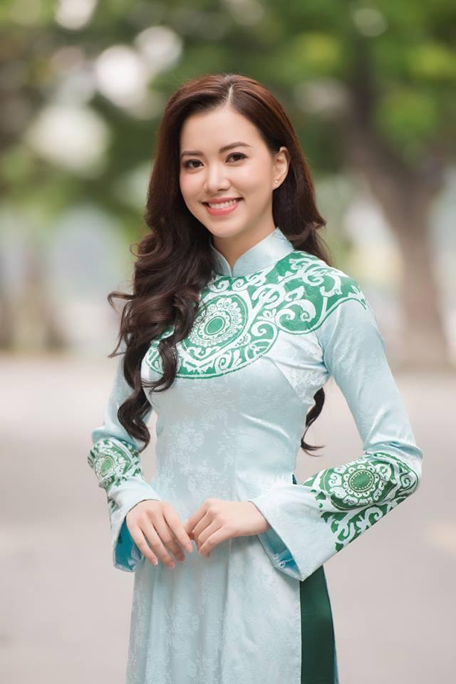 Thiếu nữ Tày thi Hoa hậu Việt Nam: Gương mặt Á đông là lợi thế của tôi