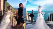 Đi chụp ảnh cưới phải chọn thợ ảnh có tâm như thế này