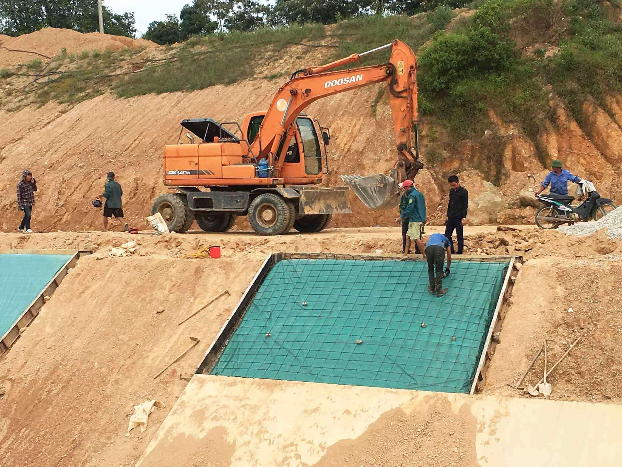 dự án ngàn tỷ,Hà Tĩnh
