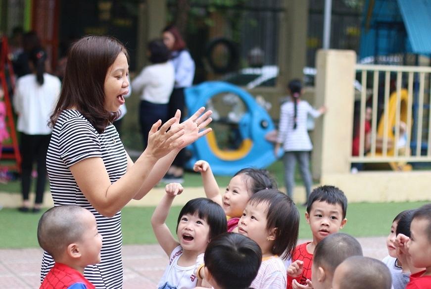 Sẽ ưu tiên biên chế để tuyển giáo viên mầm non hoặc dạy môn học mới