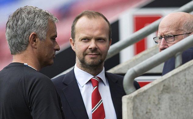 MU 'săn' Giám đốc trợ giúp chuyển nhượng cho Mourinho