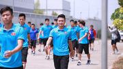 U23 Việt Nam có sân tập mới, HLV Park Hang Seo vẫn nơm nớp lo