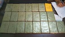 Nhận tiền công 50 triệu, nữ hành khách vận chuyển lượng heroin 'khủng' bị bắt