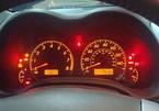 Đèn phanh sáng - kinh nghiệm chủ xe cần biết