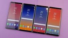 Samsung kỳ vọng vào doanh số mạnh mẽ của Galaxy Note 9