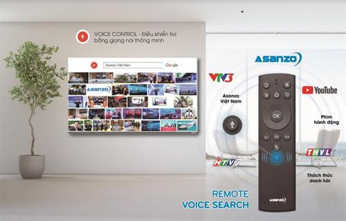Voice search: giúp Smart TV thân thiện hơn với người lớn tuổi