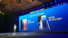 Galaxy Note 9 vừa ra mắt có giá rẻ hơn dự kiến 1,5 triệu đồng