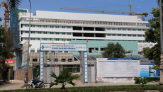 Nghệ An: Bệnh viện nghìn tỷ xây vượt chiều cao bị phạt 40 triệu đồng