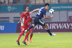 Giấu bài chờ U23 Việt Nam, U23 Nhật Bản thắng tối thiểu