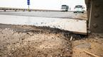 Hà Nội: Xế hộp nhảy chồm chồm trên cầu Thăng Long