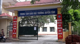 Nhiều chiến sĩ nghĩa vụ ở Hòa Bình có điểm thi THPT quốc gia cao