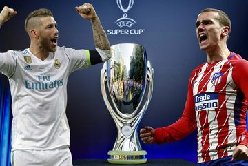 """Kèo Real Madrid vs Atletico: Griezmann át vía """"Kền kền"""""""