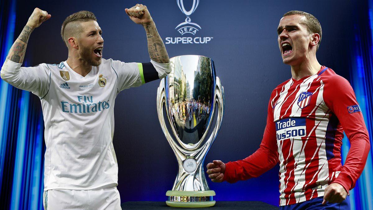 SOI KÈO Siêu cúp châu Âu: Cờ đến tay Atletico
