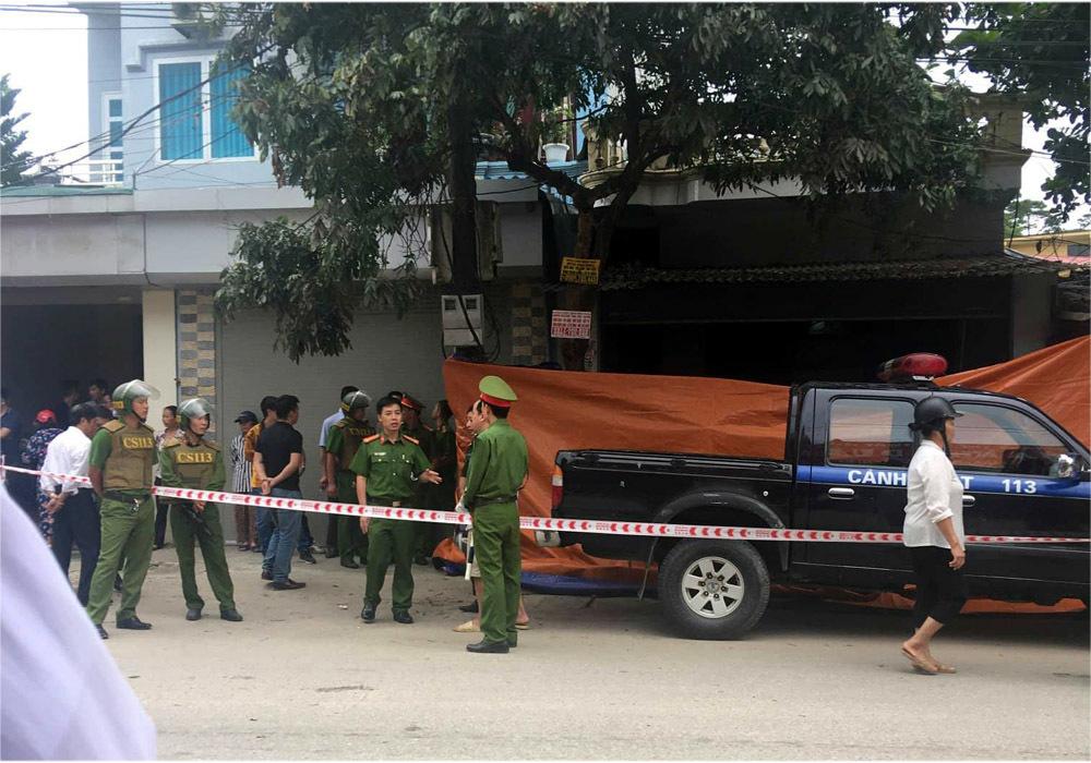 2 người bị bắn chết ở Điện Biên: Chồng là giám đốc doanh nghiệp