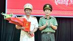 Bổ nhiệm Phó giám đốc Công an tỉnh Quảng Nam
