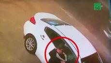 Đập kính ô tô trộm đồ: Hé lộ thủ đoạn đơn giản không ngờ của đạo chích