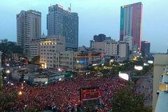 Cấm xe phố đi bộ Nguyễn Huệ trong 2 đêm để phục vụ Festival Múa rối