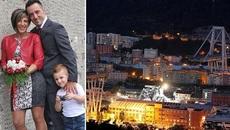 Thảm kịch cả gia đình thiệt mạng trong vụ sập cầu tại Italia