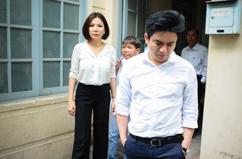 Chiêm Quốc Thái,đại gia ly hôn,truy sát chồng
