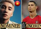 Sơn Tùng sánh vai Ronaldo vào đề cử '100 gương mặt đẹp trai nhất 2018'