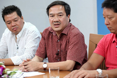 Tổng đạo diễn Nguyễn Trí Dũng tự tin ở 'Điều còn mãi 2018'
