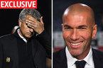 MU thay tướng: Mourinho sốt vó nhận điện thoại của Zidane
