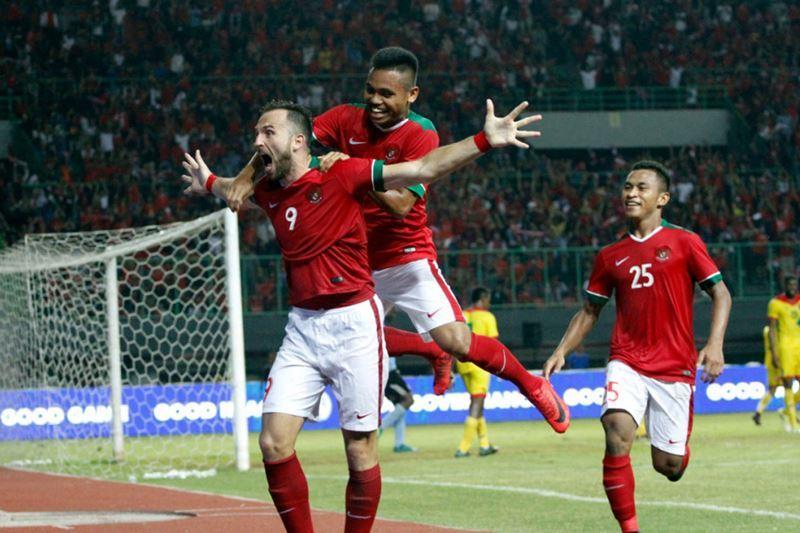 U23 Indonesia 3-0 U23 Lào: Chủ nhà ở gần 3 điểm (H2)