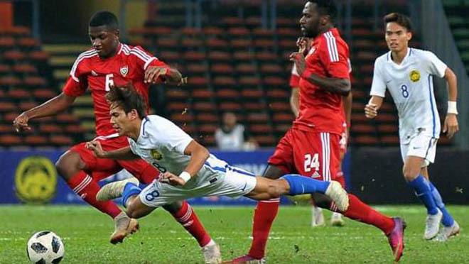 Link xem trực tiếp U23 Kyrgyzstan vs U23 Malaysia, 16h ngày 15/8