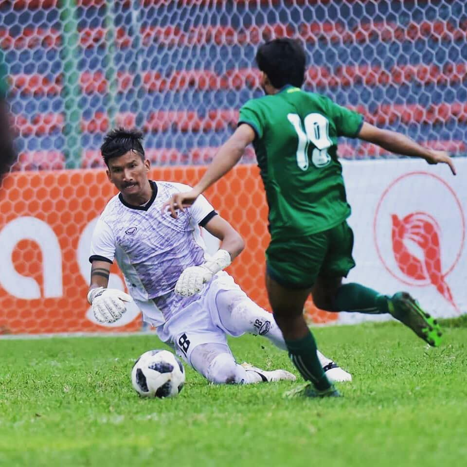Đối thủ của U23 Việt Nam: U23 Nepal cũng có 'thủ môn quốc dân'