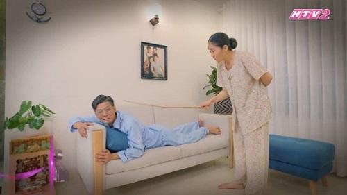 'Gạo nếp gạo tẻ' tập 45: Phản bội chồng, Thuý Ngân ngã vào vòng tay tình cũ
