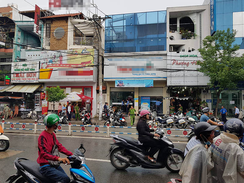 Thông tin mới vụ cướp ngân hàng kỳ lạ ở Sài Gòn