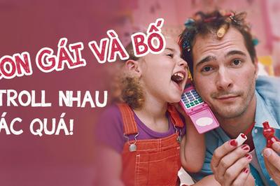 """Khi bố và con gái """"không phải người tình kiếp trước của nhau"""""""