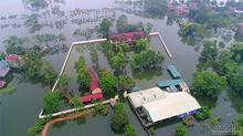 Thời tiết Hà Nội 5 ngày tới: Mưa to, có nguy cơ ngập lụt