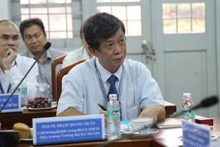 Trường ĐH Sài Gòn xin cấp đất do đất trước đây đã giao cho trường khác