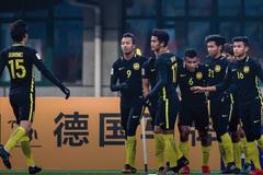 U23 Malaysia gây bất ngờ lớn ở Asiad 18