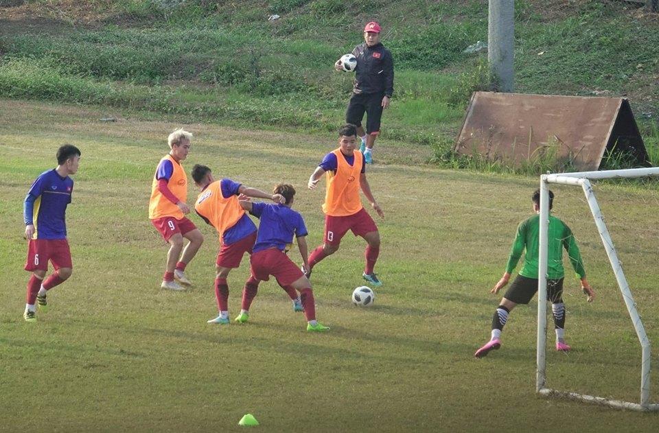 U23 Việt Nam chuẩn bị gì cho trận đấu với U23 Nepal?