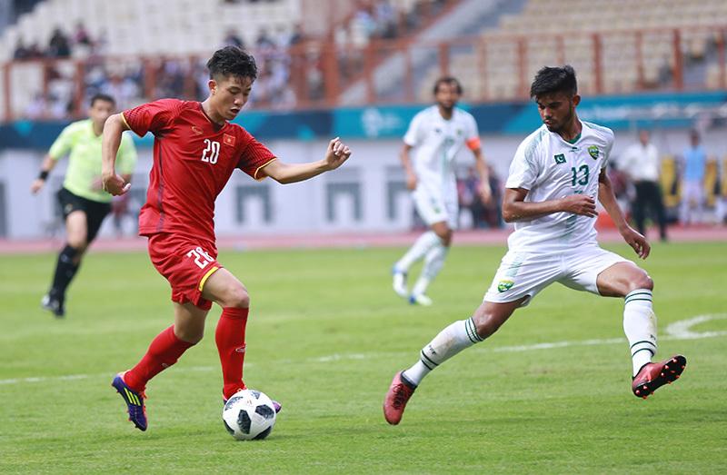 Link xem trực tiếp U23 Việt Nam vs U23 Nepal - 19h ngày 16/8