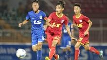 VCK U15 QG: Khánh Hòa, Viettel vào bán kết