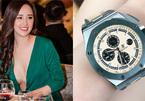 Mai Phương Thúy khoe đồng hồ hiệu mới sắm hơn 1 tỷ đồng