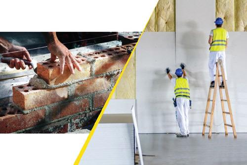 Ứng dụng mới: Ngồi nhà tìm thợ thầu thạch cao