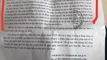 VTV9 trình báo công an vụ DN gửi công văn có tính chất đe dọa