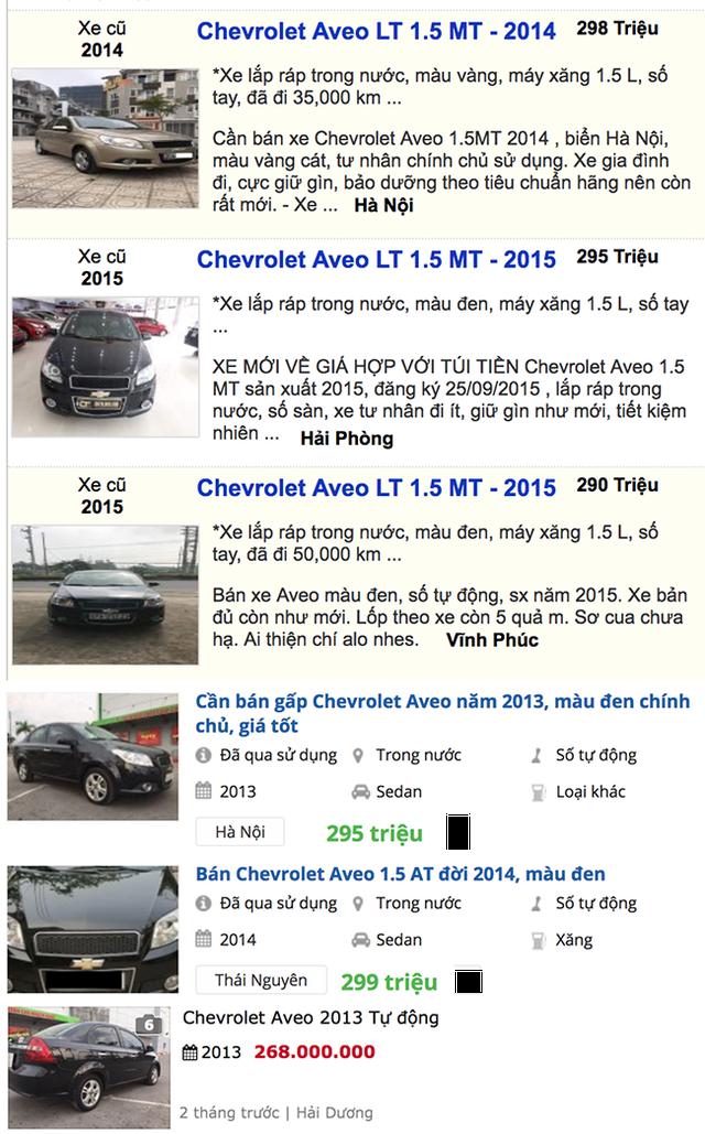 Kinh nghiệm mua ô tô cũ dưới 300 triệu nhưng vẫn chạy tốt, phù hợp cho gia đình
