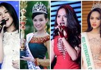 Thùy Lâm và Hương Giang: Từ ca sĩ đến danh xưng hoa hậu