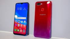 Oppo F9 camera kép về Việt Nam với giá 7,69 triệu đồng