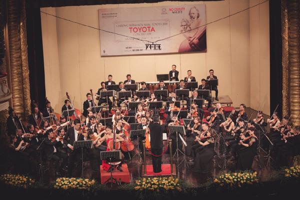 Toyota Concert 2018: Sự trở lại của Bùi Công Duy