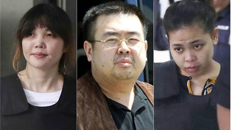 Kim Jong Nam,anh trai Kim Jong Un,sát hại Kim Jong Nam,Đoàn Thị Hương
