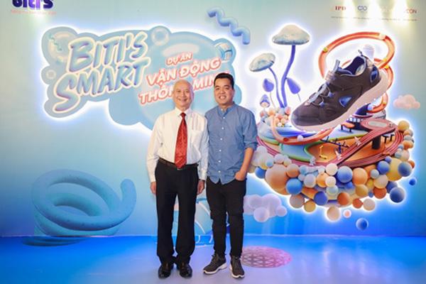 Biti's và giấc mơ giúp trẻ vận động thông minh